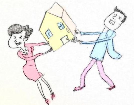 离婚划分财产以及抚养权归属问题