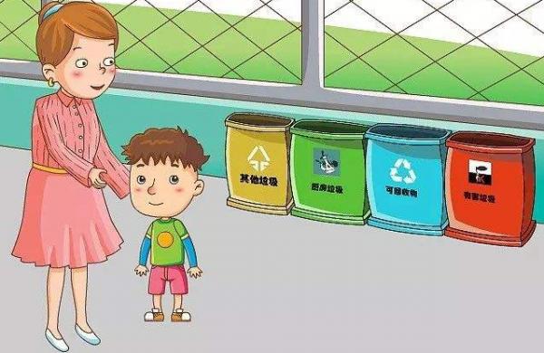 垃圾分类处理的好处是什么?